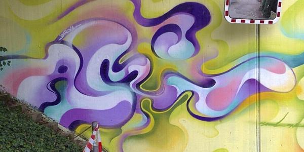 Graffiti freie Arbeit 15