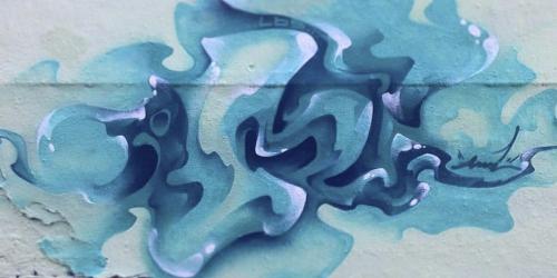 Graffiti freie Arbeit 2