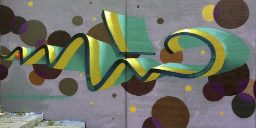 Graffiti freie Arbeit 7