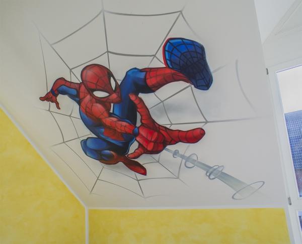 Spiderman 2 klein