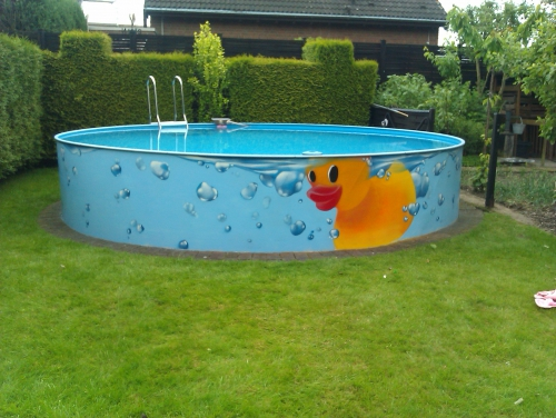 Pool Privatauftrag